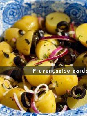 Provencaalse aardappelsalade