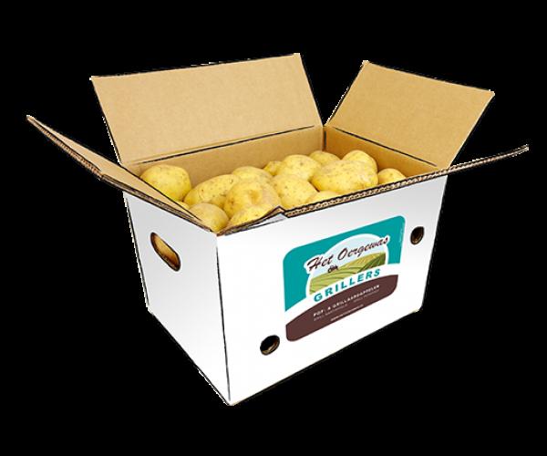 Doos Aardappelen